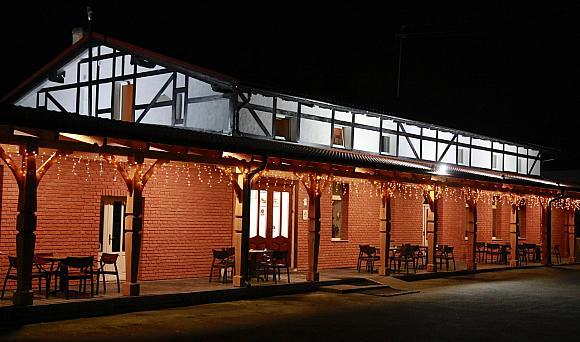 Restauracja Ostromecka